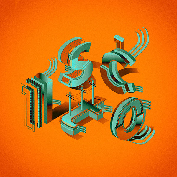 Istco Experimental Typography On Behance