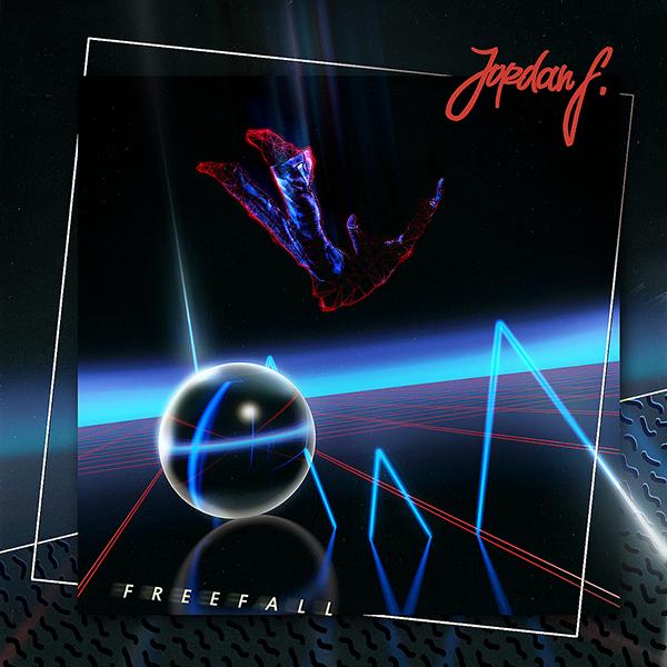 Jordan F. Synthwave 80s chillwave sydney