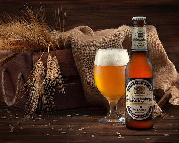 Weihenstephaner Beer