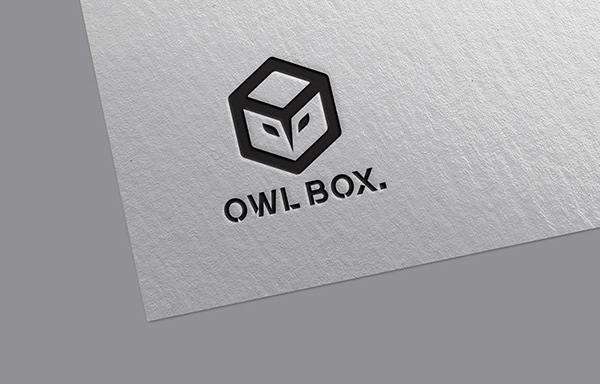 Fashion Brand Logo - Owl Box