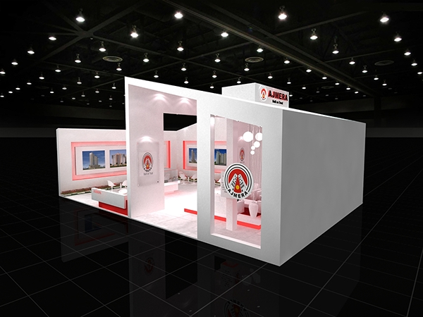 Exhibition Stall On Behance : Exhibition stall design on behance