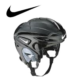 Nike Quest hockey helmet - Steve then worked with Nike Bauer in 1999 to  create concepts for their revolutionary new Nike Quest hockey helmet. 1cd299d26