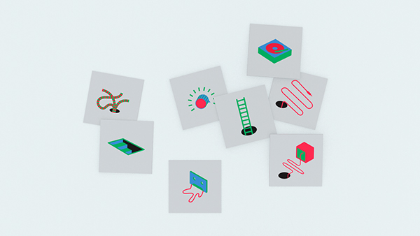 festival identity logo poster print Web copenhagen visual language