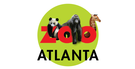 atlanta zoo - public signage & brochure on student show