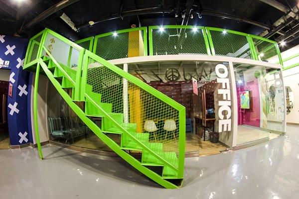 hiphop gang interior design on Behance
