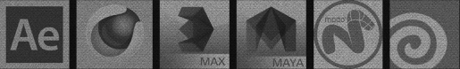 motion camera animation  rig motion graphics  Method motion design