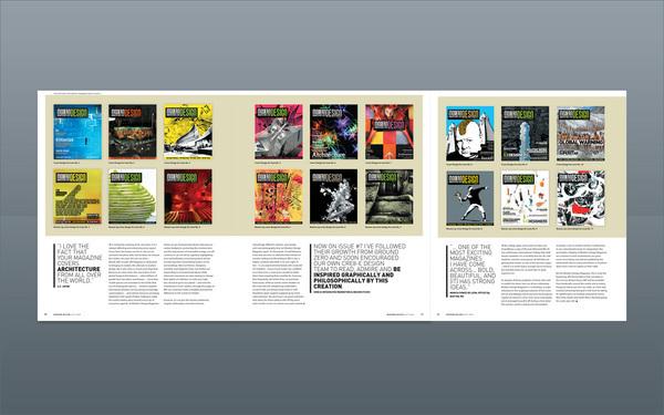 Modern Design Magazine modern design magazine 13 on behance