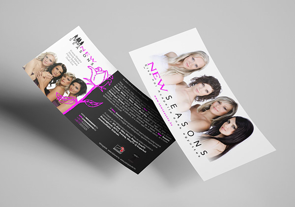 New season leaflet
