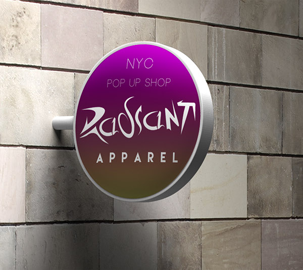 Radiant Pop Up Shop On SVA Portfolios