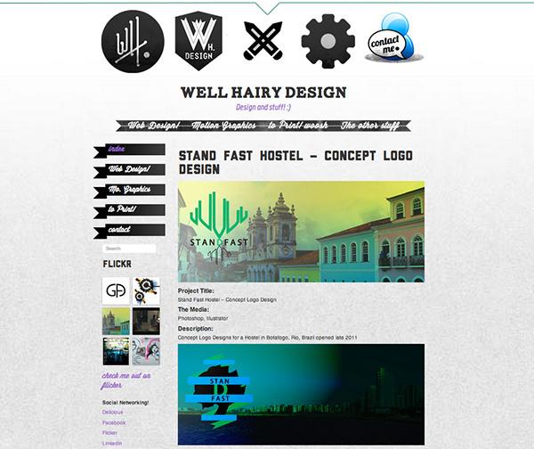 wordpress Website modula colour gritty UI retierment lightbox Blog