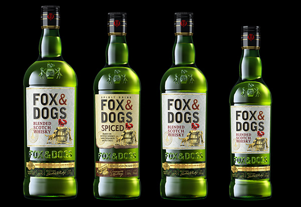 Fox&Dogs Whisky