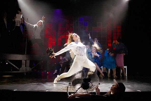 Lighting Design  Musical 80's theater  wedding