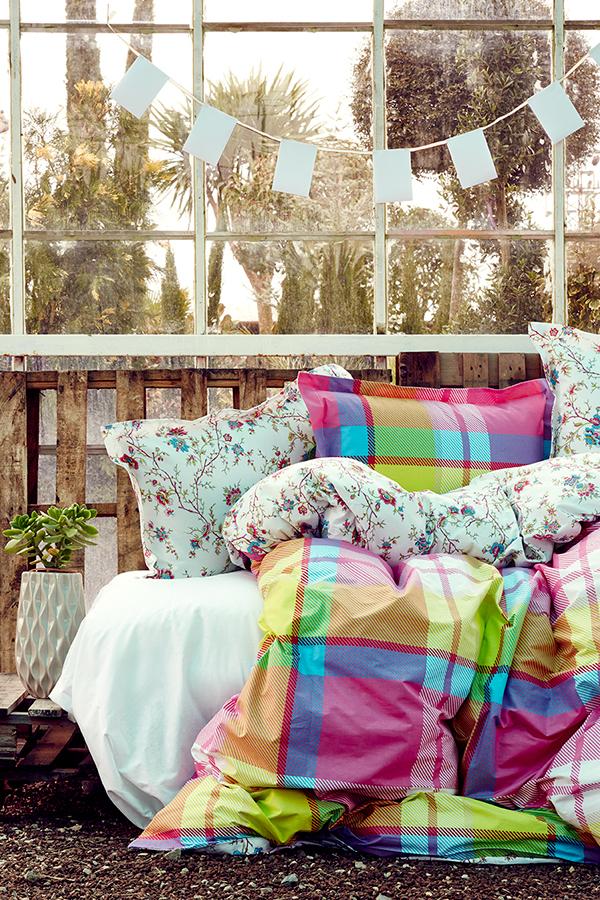 bed bed cover model women yorgan home home textile karaca summer decoration still life Life Style Nature plants nevresim