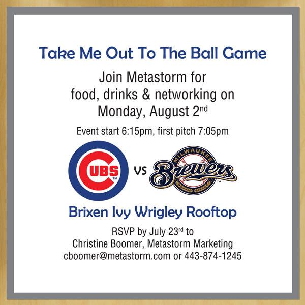 networking event invitation wording