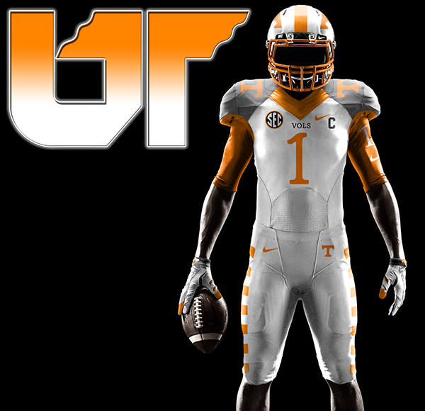 designer fashion 7758e 596f4 Tennessee Volunteers 2015 Uniform Concept on Behance