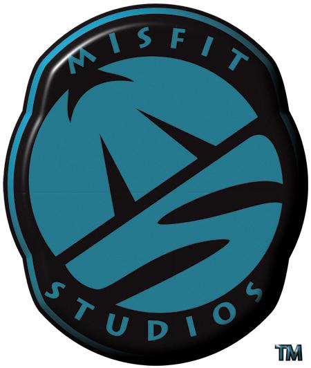 logo branding  rpg misfit
