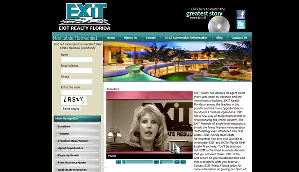 real estate websites real estate web Website Design real estate web desig Port Saint Lucie Stuart west palm beach