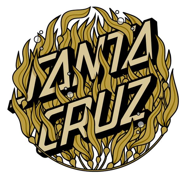 Santa Cruz Skateboards On Behance