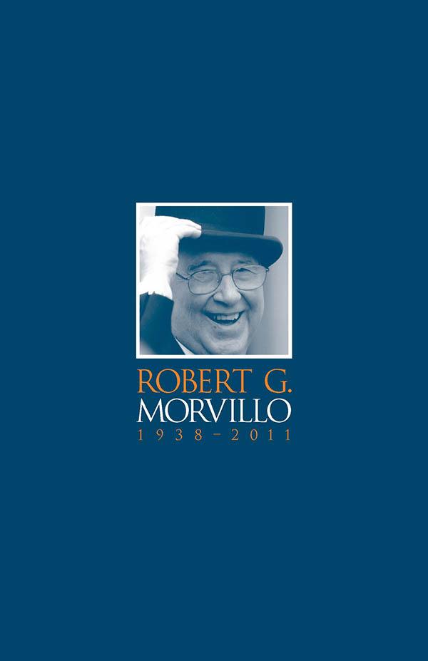 Robert G Morvillo Memorial Program On Pantone Canvas Gallery