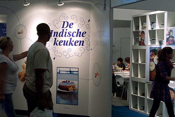 Keuken Outlet Store : Exposition de indische keuken stichting tong tong on behance