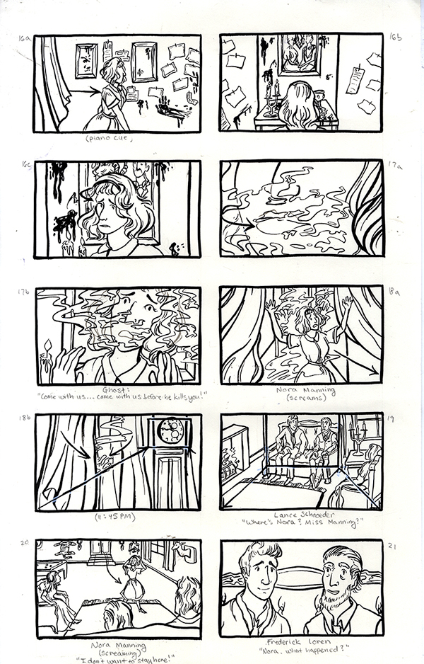 Storyboards MICA