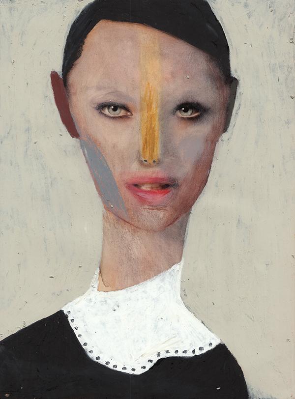 faces taiwan beauty beast dark portraits taipei