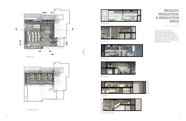 master of interior design application portfolio on behance