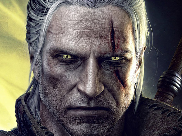 The Witcher 2 Assassins Of Kings Cover Art On Behance