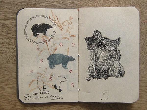 Libreta Gallery: Libreta / Sketchbook. 2 On Behance