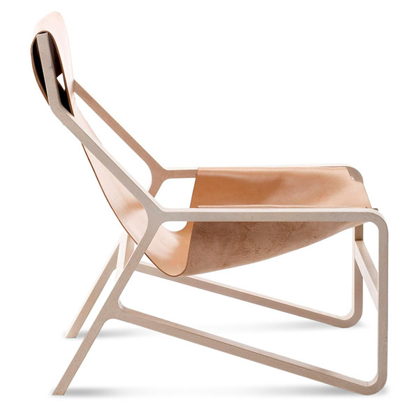 Toro Lounge Chair on Behance
