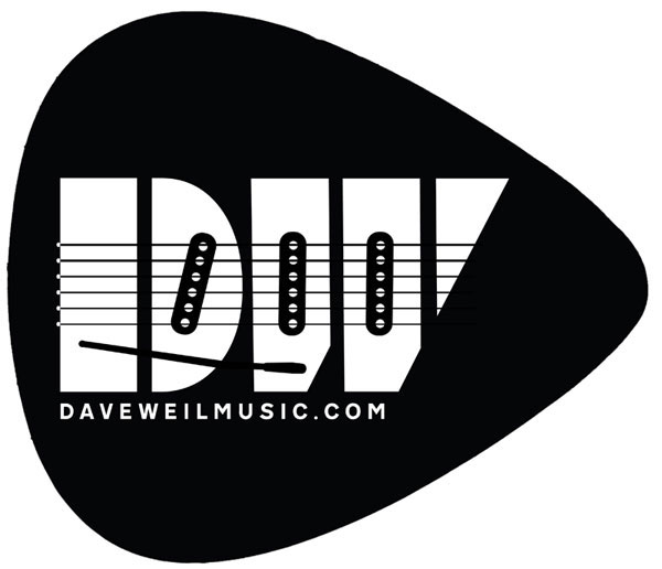 Don Paris Schlotman - portfolio - Dave Weil Music logo