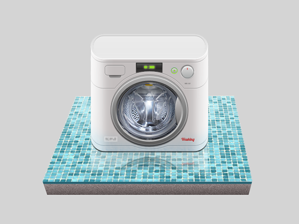 iphone washing machine