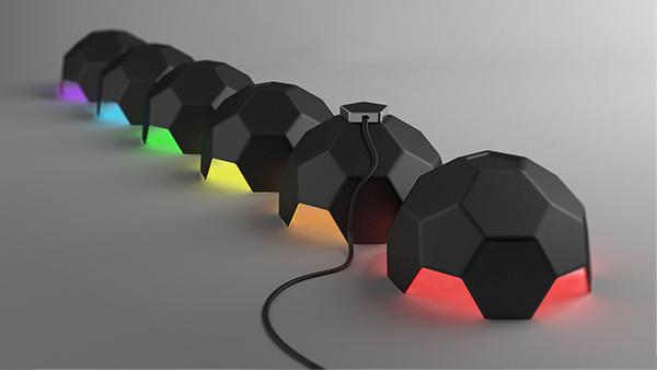 light Lamp OLED led enever