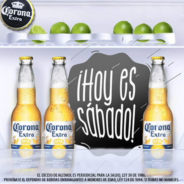 Imagenes para las redes sociales de corona extra on behance thank you aloadofball Choice Image