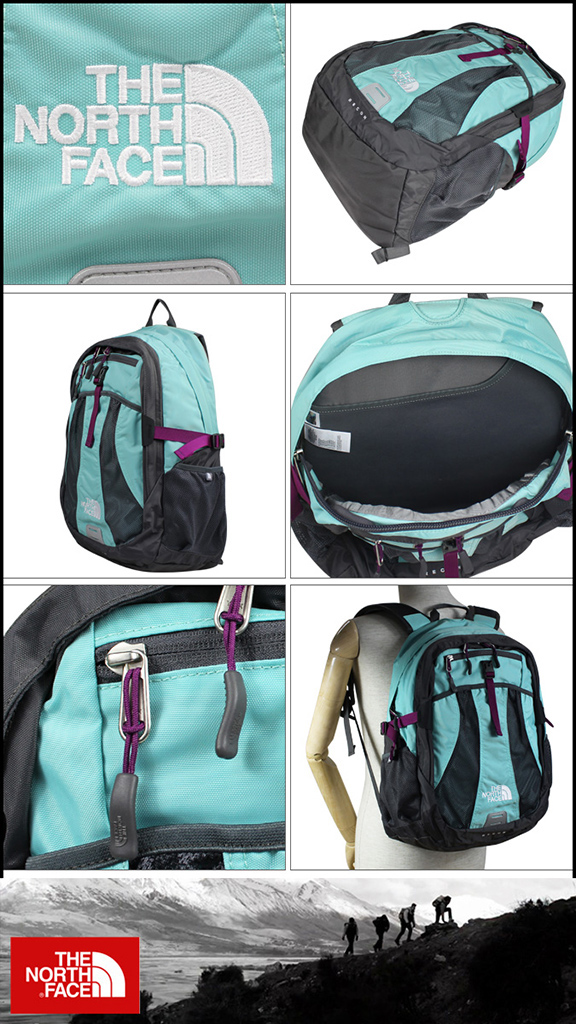 The North Face_ daypack