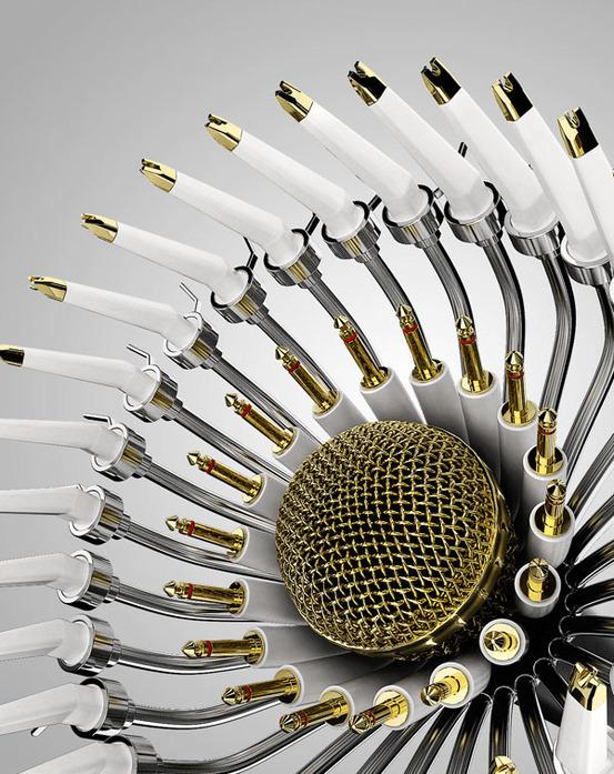 flyer,hip hop,mic,microphone,jack,Stanton,dj,club,BEAT,break,3D,gold,graphic