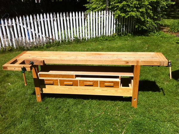 Elegant David Barron Furniture Great Old Work Benches On E Bay