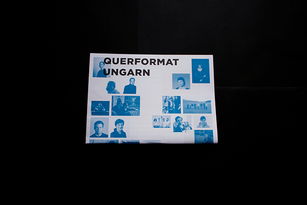 vienna design week querformat ungarn newspaper Exhibition  hungary