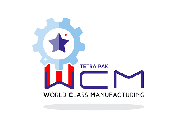 Tetra Pak Jurong WCM Logo Design On Behance