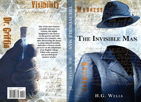 an analysis of the invisible man a story by hg wells