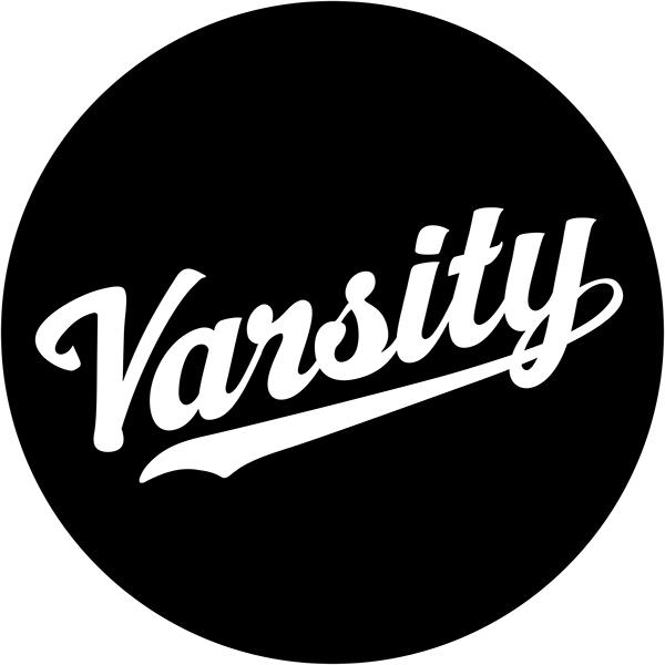 Varsity Boys: Script Logotype on Behance