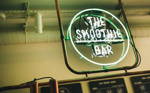 juice bar Smoothie Bar cold pressed juices food retail