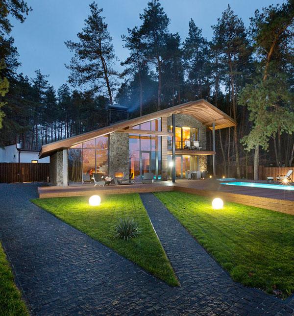 Chalet 2 0 on interior design served - Chalet architectuur ...