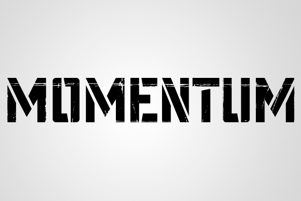 Momentum Logo Momentum logo o...