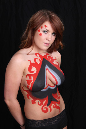 Visualize Creativity Live Event Body Painting On Behance