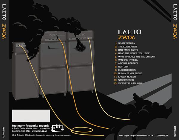 Laeto Zwoa Album cover back