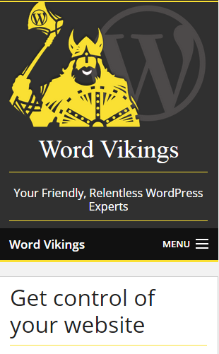 Word Vikings Website Design + Development