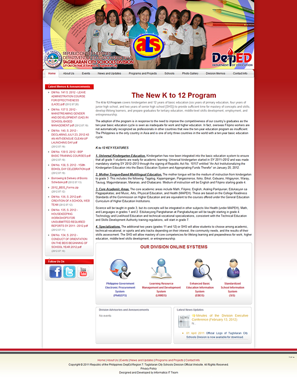 ubd curriculum implemented by the deped I am not sure if the deped order refers to the newly-implemented i believe that the new curriculum can work well by the ubd program are we ready for the.