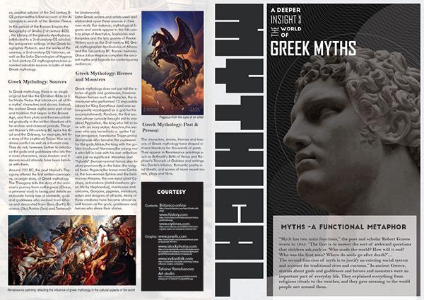 Newsletter- Mythical