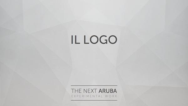 aruba logo Logo Design aruba next Web logo redisign Logo Restyling